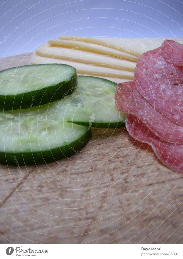 vespers Brunch Chopping board Cheese Salami Dinner Nutrition Gruken