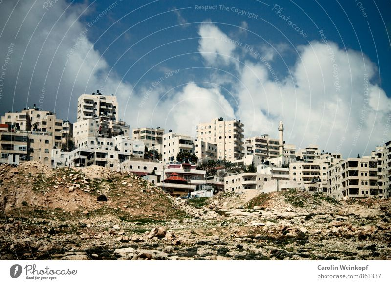 East Jerusalem West Jerusalem Israel Palestine Near and Middle East Town Outskirts House (Residential Structure) Belief Religion and faith Change