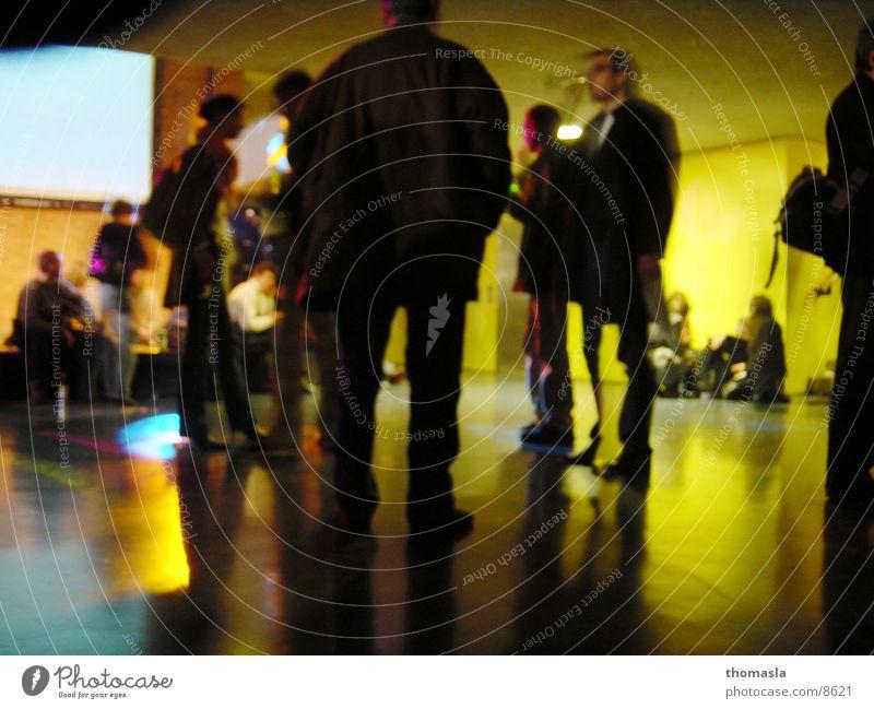 vernissage Exhibition Art Stand Human being Vernissage