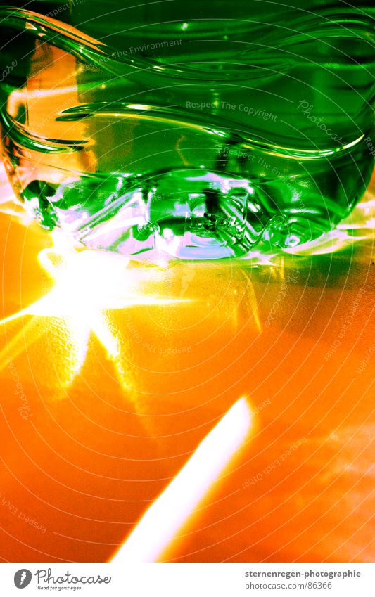 Water Sun Green Colour Orange Surrealism