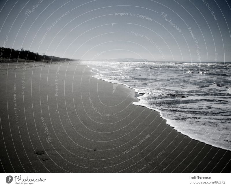 for a better tomorrow Beach Sky Italy Ocean Water sea waves landscape Sand