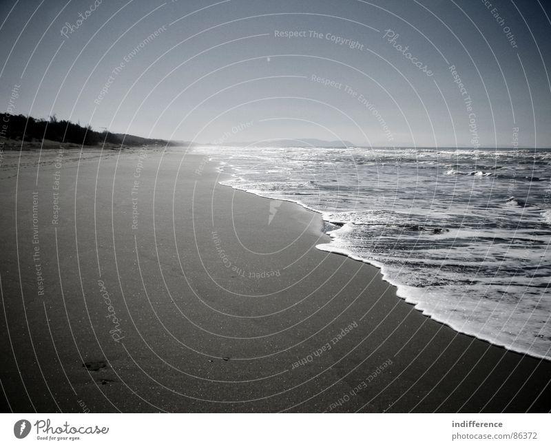 Water Sky Ocean Beach Sand Italy