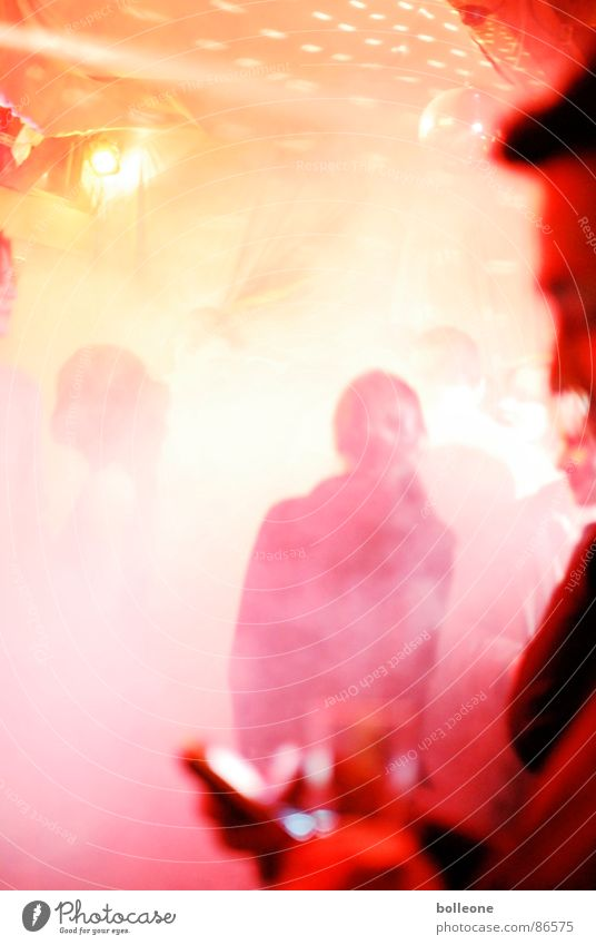 Human being Party Feasts & Celebrations Fog Disco Club Disco ball Gastronomy