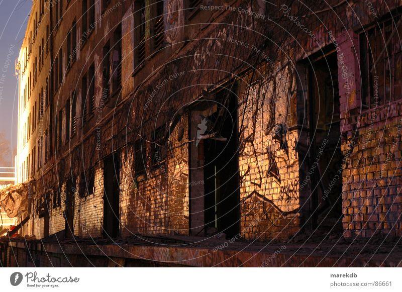Graffiti Stone Derelict Floodlight Dismantling Tübingen