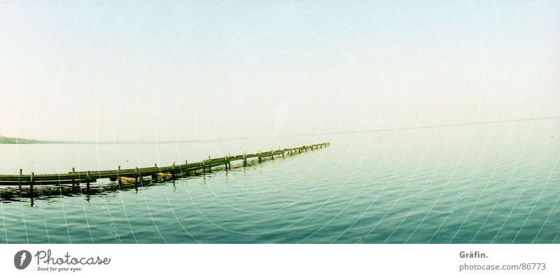 Nature Water Sky Ocean Green Wood Lake Bird Waves Flying Wet Large Horizon Sit Infinity Footbridge