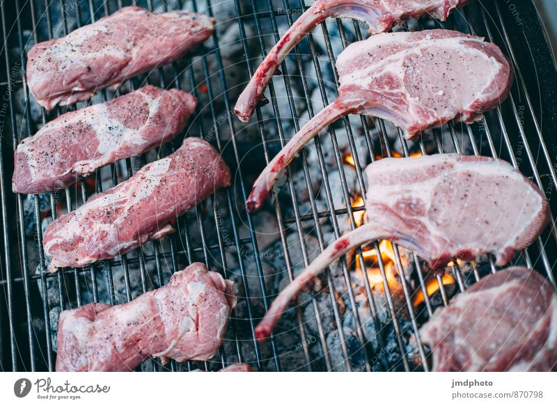 GRILL before Food Meat Dinner Organic produce Slow food Joy Healthy Eating Overweight Camping Garden Cook Kitchen Gastronomy Hot Delicious Appetite