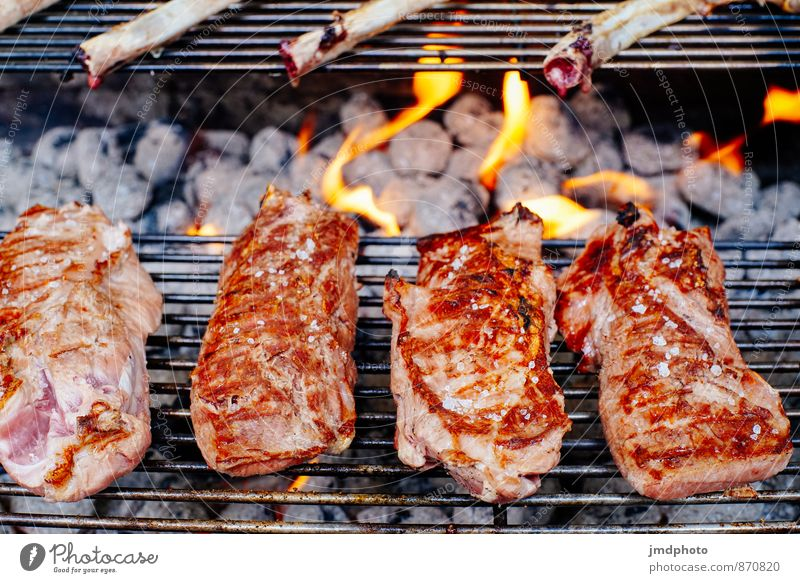 The barbecue season is open Food Meat Nutrition Lunch Dinner Picnic Organic produce Slow food Barbecue (event) Lifestyle Healthy Overweight Leisure and hobbies
