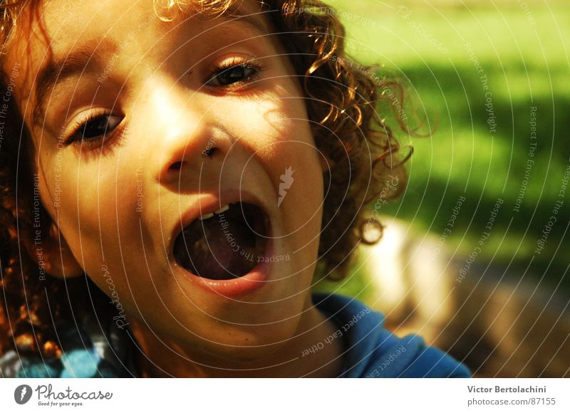 My Boy... Child Human being Toddler Youth (Young adults) boy children Boy (child) felic Spontaneous Mouth face