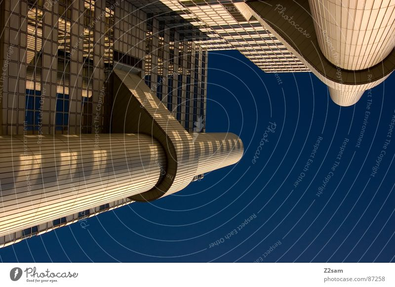 Sky House (Residential Structure) Style Gold Modern Tower Direction Silver Beautiful weather Left Visual spectacle Indicate Right Futurism Dialog partner
