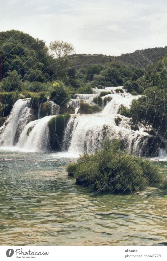 Kirska Waterfalls Electricity Plant
