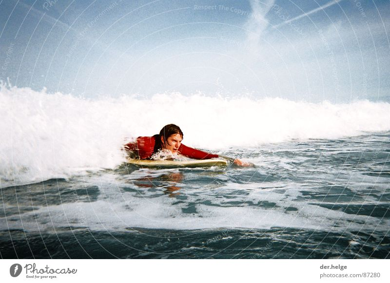 Ocean Lake Wet Hope Spain Surf Surfer Aquatics Atlantic Ocean Sportswear Wetsuit Whitewater New recruit