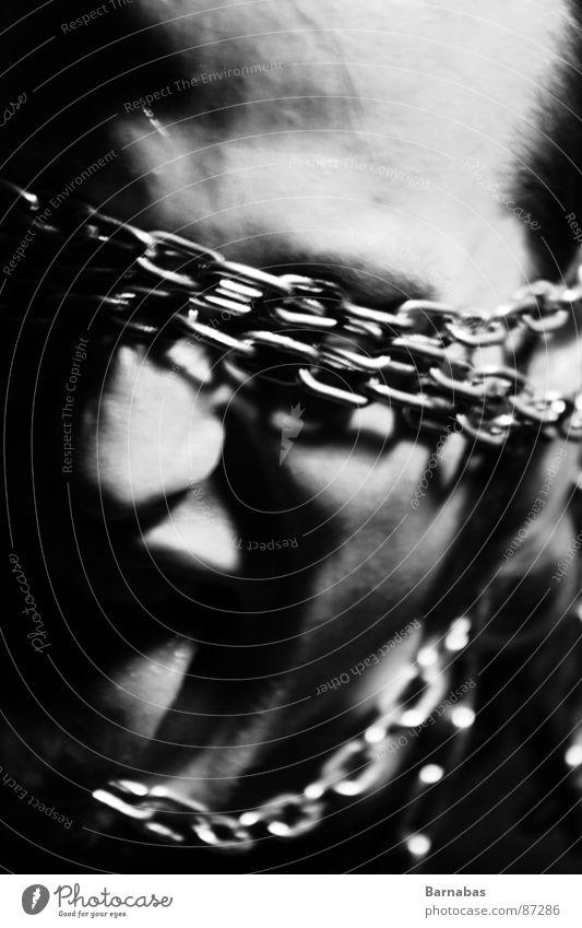 animaliac Arteries Slave labor Animal Vessel Tough guy Chain link Sharp pain Handcuff Eliminate Mountain range Necklace Neckband Kettensteg Draft animal Pierce