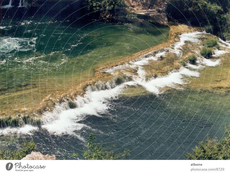 Water flow 3 Rapid Waves Plant