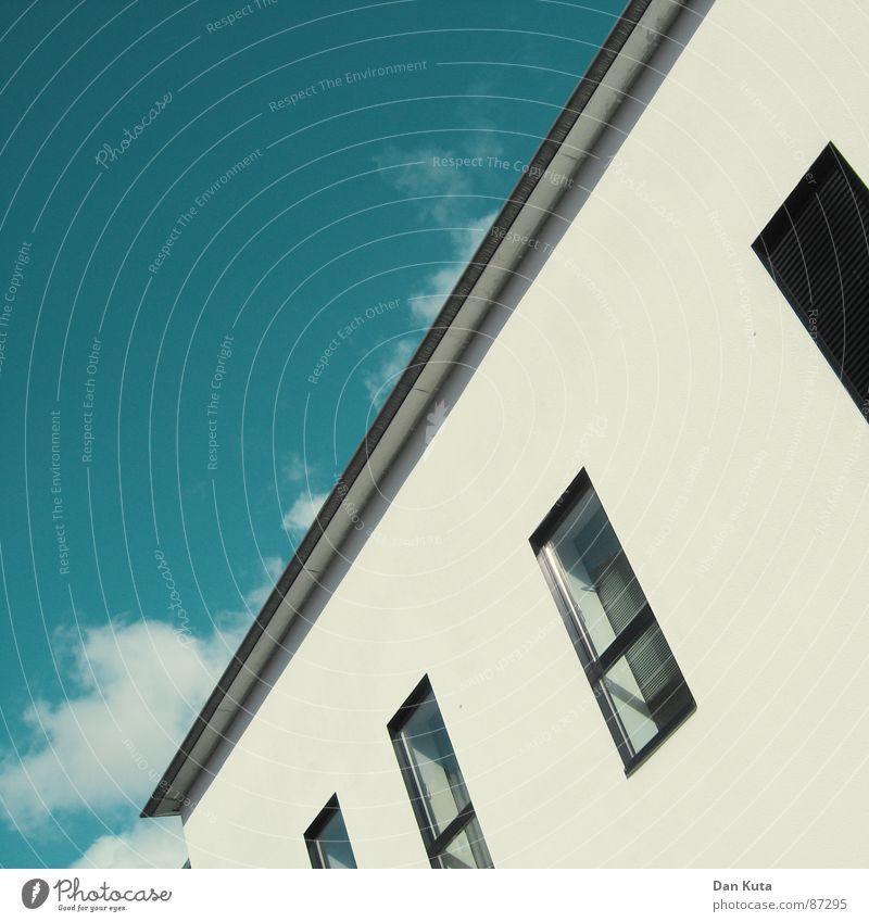 Sky Style Window Modern Factory Geometry