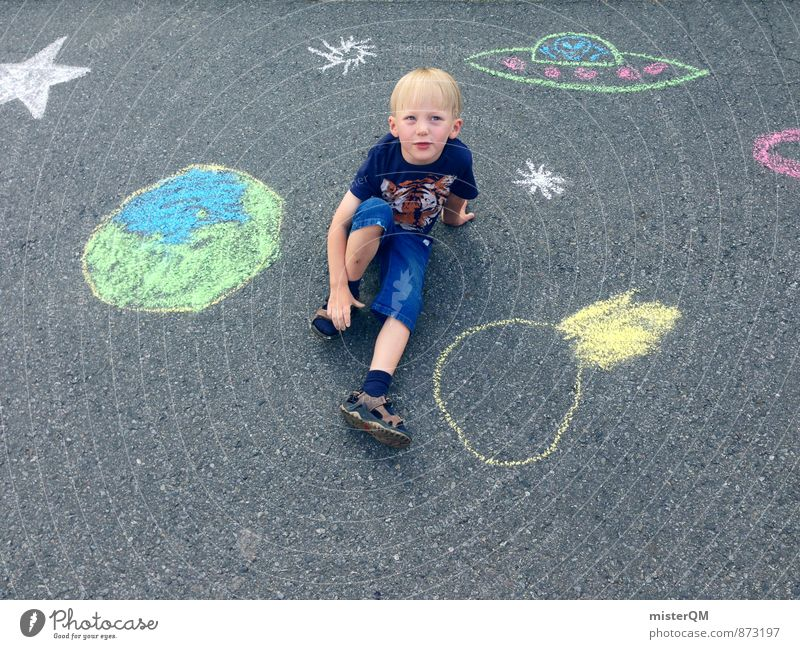 Child Street Playing Art Earth Dream Contentment Infancy Sit Esthetic Creativity Idea Childhood memory Universe Wanderlust Kindergarten
