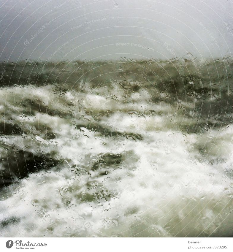 Nature Green White Water Ocean Loneliness Black Gray Rain Fear Wind Wet Threat Anger Storm Gale