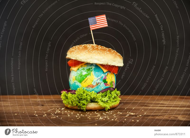 The dear fellowburger Food Cheese Lettuce Salad Nutrition Fast food Lifestyle Overweight Earth Flag Globe Exceptional Infinity Delicious Original Might Fairness