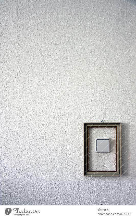 art Living or residing Interior design Decoration Wallpaper Room Living room Light switch Switch Art Picture frame Ingrain wallpaper Esthetic Hip & trendy Town