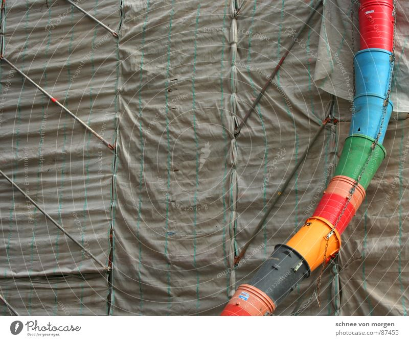spiced up. Scaffold Construction site Trash Covers (Construction) Safety Construction worker Services Derelict hung Build
