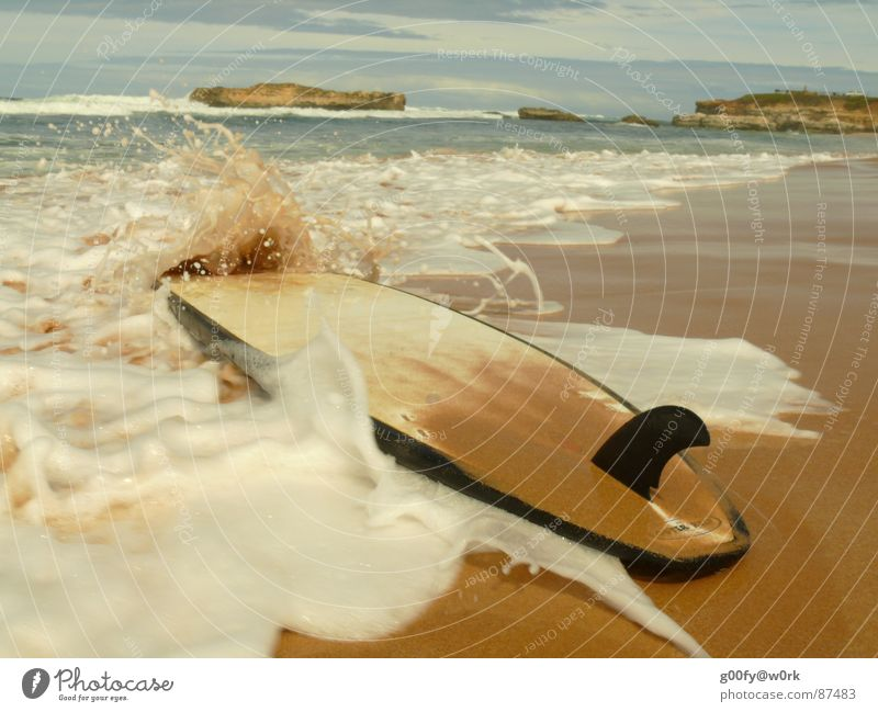Water Ocean Joy Relaxation Waves Break Surfing Australia Surfer Cast Stagnating Surfboard Bathing place Finn Gush of water