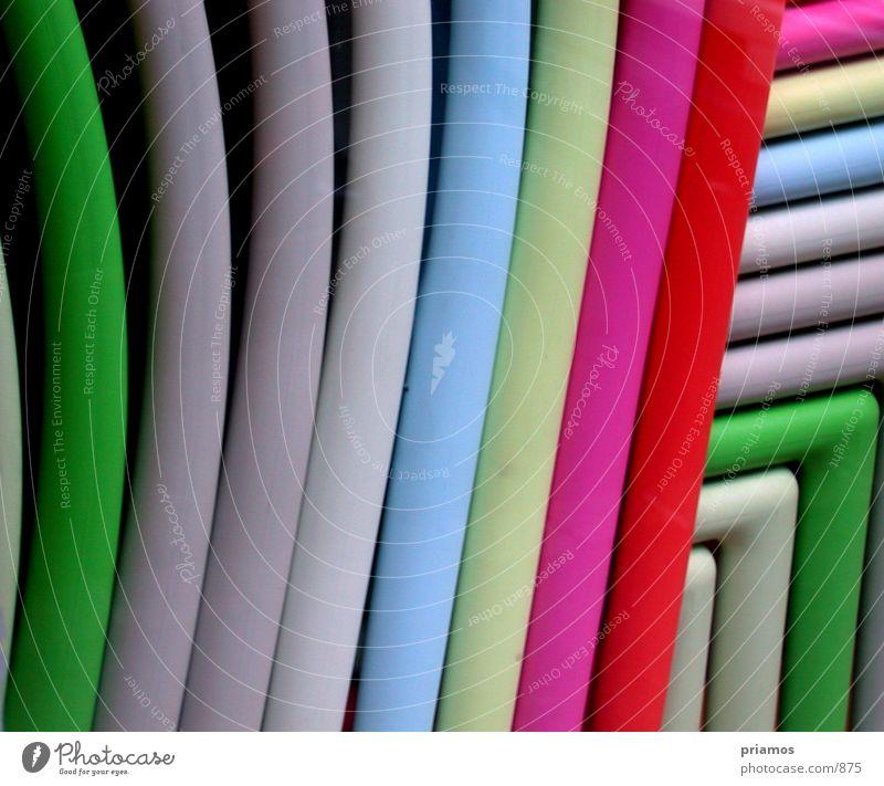 Colour Chair Armchair Multicoloured Photographic technology
