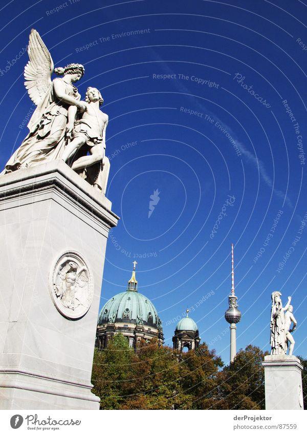 Sky Berlin Stone Angel Statue Historic Sculpture Dome Bla House of worship Pleasure garden