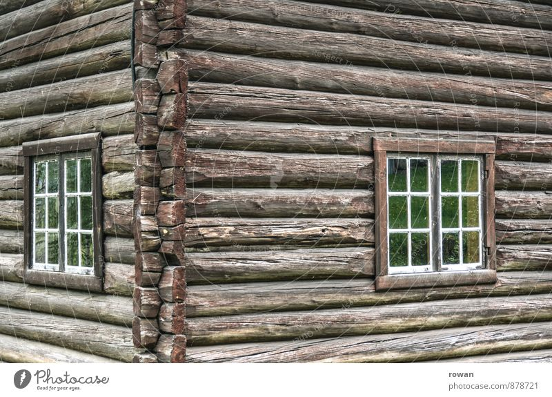 Old House (Residential Structure) Window Architecture Building Wood Corner Historic Manmade structures Hut Tradition Wooden wall Detached house Wooden house