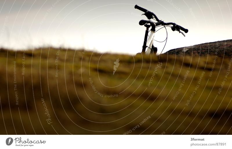 Green Vacation & Travel Dark Cold Meadow Grass Mountain Sadness Landscape Bicycle Fog Wet Trip Lawn Damp Pasture