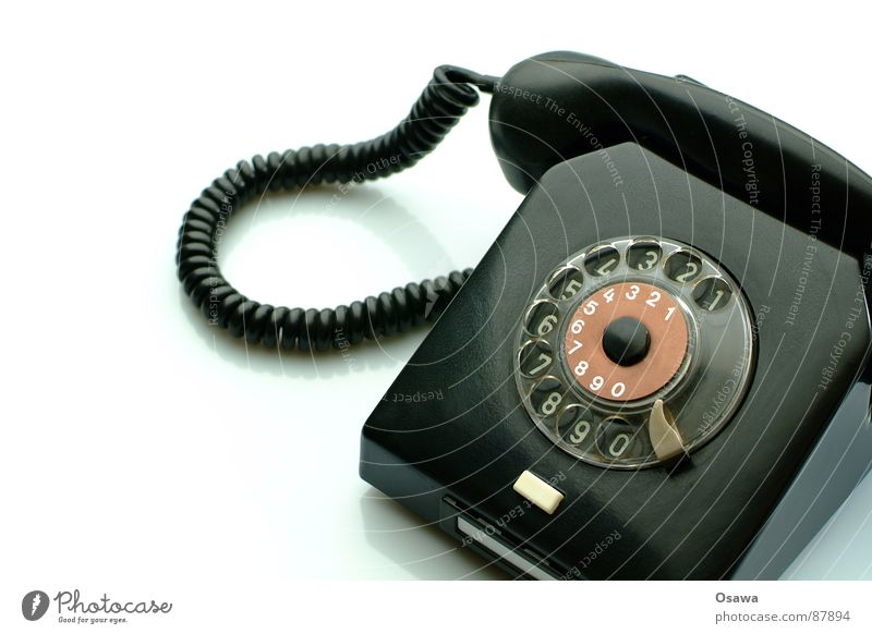 Another phone Telephone Black Rotary dial Contact Receiver Connect Gadget Communicate Electrical equipment Technology I just called to say...