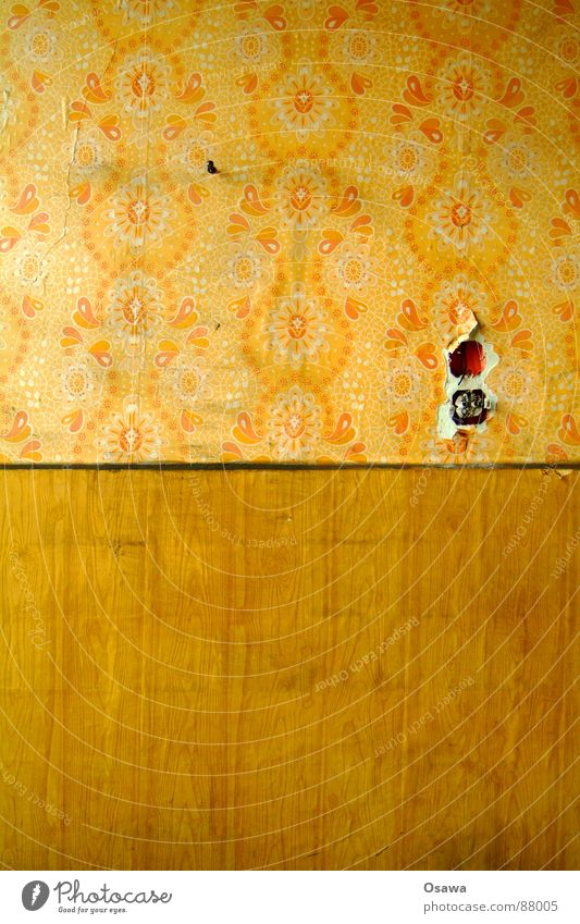 Loneliness Wood Wall (barrier) Design Derelict Wallpaper Socket Redevelop Wood grain Vacancy Resign Desolate Quit Regrettable