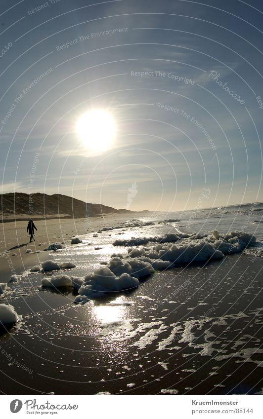 Human being Sun Ocean Beach Sand Earth Sylt