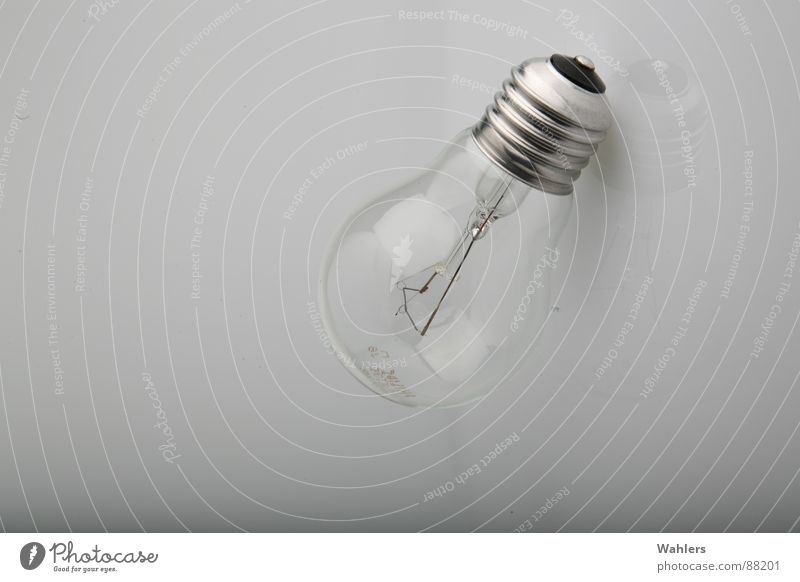 White Lamp Lighting Metal Glass Environment Electricity Technology Contact Statue Rotate Silver Wire Electric bulb Performance Glow