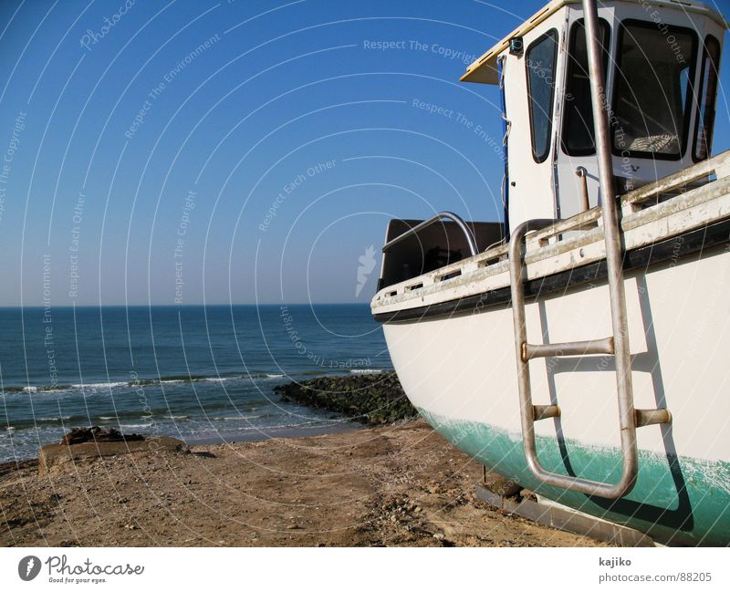Water Sky Ocean Summer Beach Loneliness Work and employment Lake Watercraft Coast Harbour Profession Denmark Dock Fishing boat Withdraw