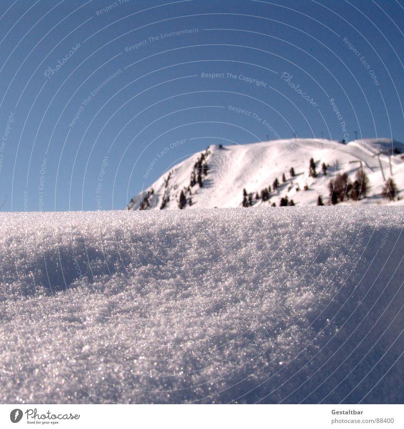 Blue Red Winter Black Cold Mountain Snow Glittering Alps Switzerland Skis Snowflake Fine Elevator Perspire Ski run