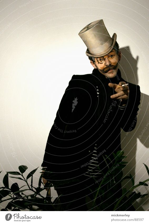 Art Ball Culture Mask Shows Suit Hat Stage play Opera Tuxedo Boast Gentleman Production Masked ball Bohemian