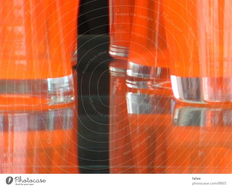 orange Glass Reflection Photographic technology Orange