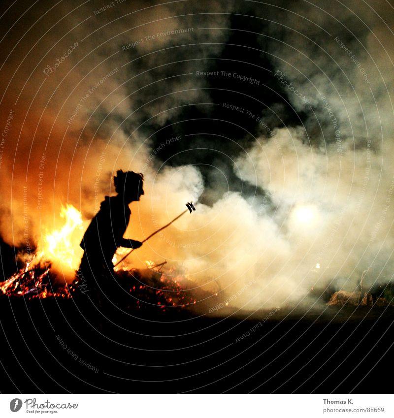 Joy Wood Feasts & Celebrations Fog Blaze Smoke Barbecue (event) Burn Fire prevention Fire department Fireplace Summer solstice