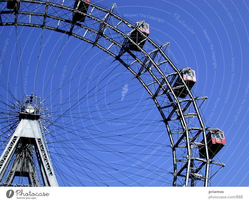 Movement Steel Vantage point Vienna Ferris wheel