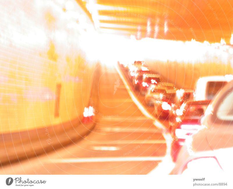 Tunnel New York City Road traffic Traffic jam Underground North America