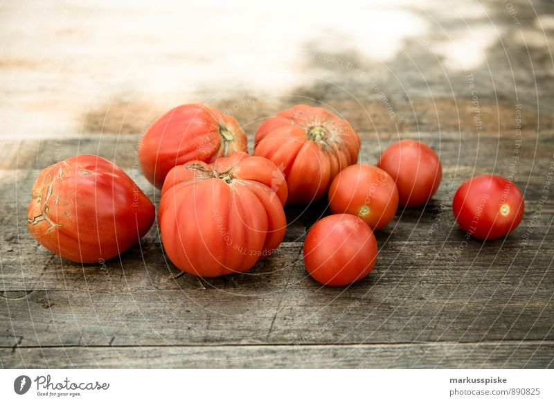 tomatoes mixed Food Vegetable Tomato Harvest Seeds oxheart single-variety Nutrition Picnic Organic produce Vegetarian diet Diet Fasting Slow food Italian Food