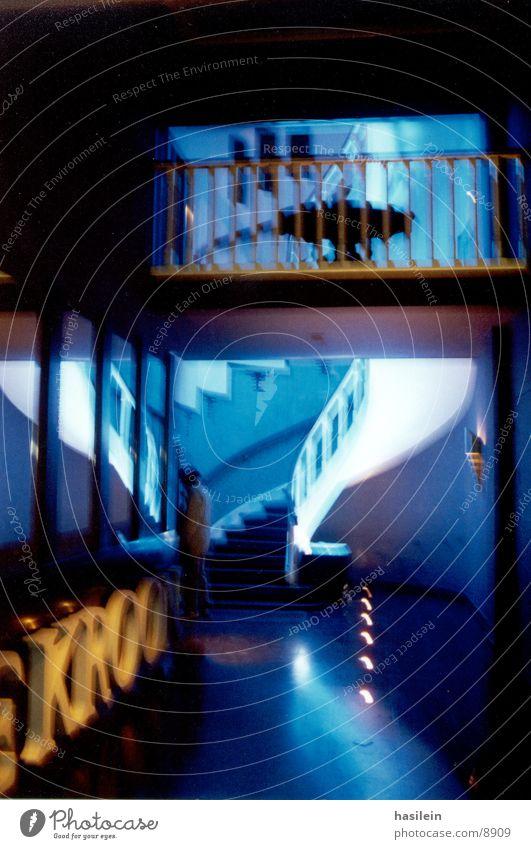 entrance Entrance Café Amsterdam Architecture Blue