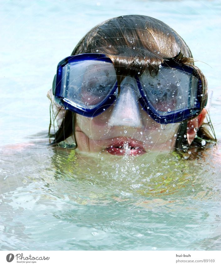 breathing Dive Diving goggles Eyeglasses Breathe Air Clean Spit Vacation & Travel Stick Wet Physics Oxygen Emerge Aquatics Water Clarity Joy Swimming & Bathing