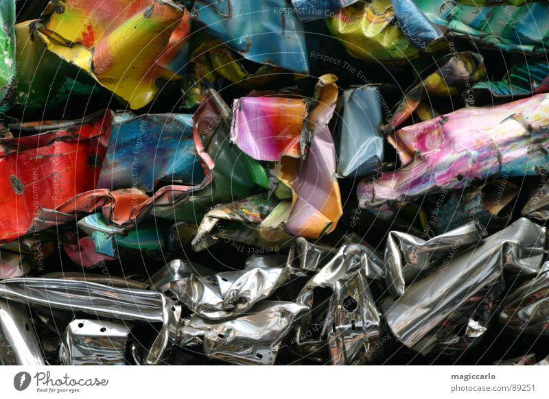 Trash Car Graffiti Metal Iron Print media Tin Recycling Scrap metal Scrapyard Mural painting Bodywork damage