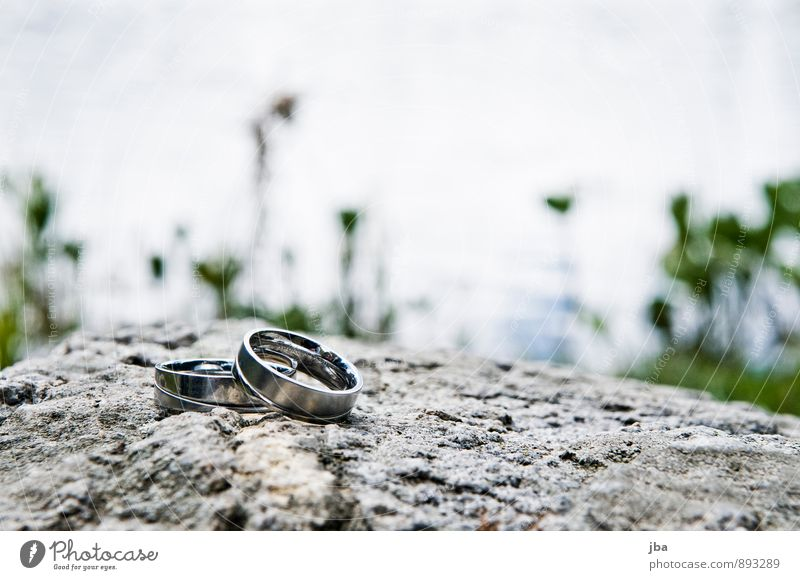 rings Wedding Nature Lake Jewellery Ring Betrothal engagement ring Wedding band Stone Happiness Happy Joie de vivre (Vitality) Spring fever Anticipation