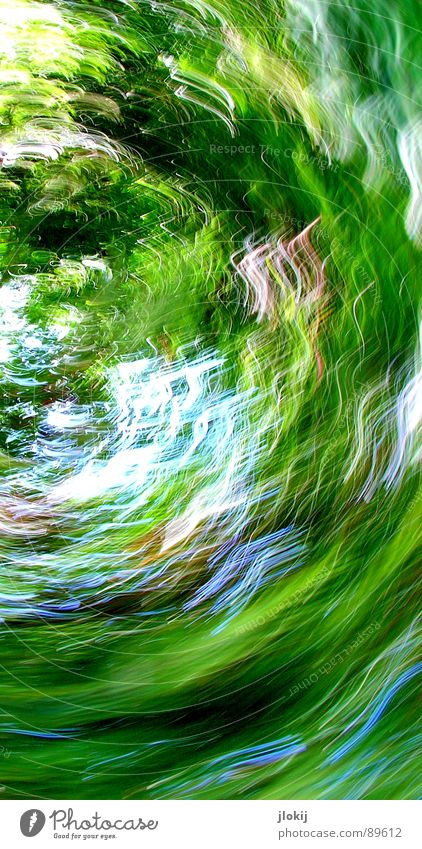 Green Rotation Long exposure Multicoloured Playing Grass Soul Waves Rotate Obscure Light Nature Semicircle Blue Contrast Garden Earth Lawn Sky psychedelic