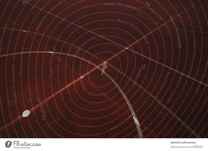 orbits Circle Dark Background picture Red White Playing field Abstract Brown Ball sports Traffic infrastructure Line Point