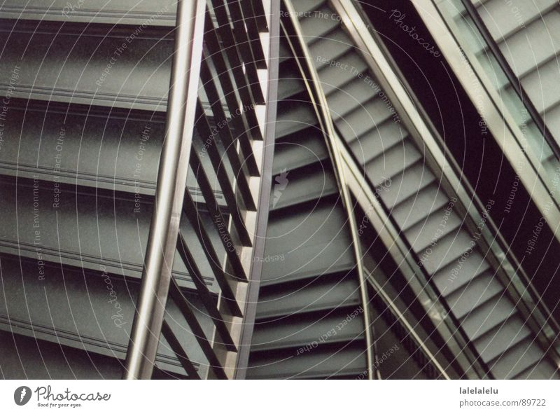 labyrinth of stairs Calm Education Diagonal Architecture Things Stairs Professional training Line Contrast Character
