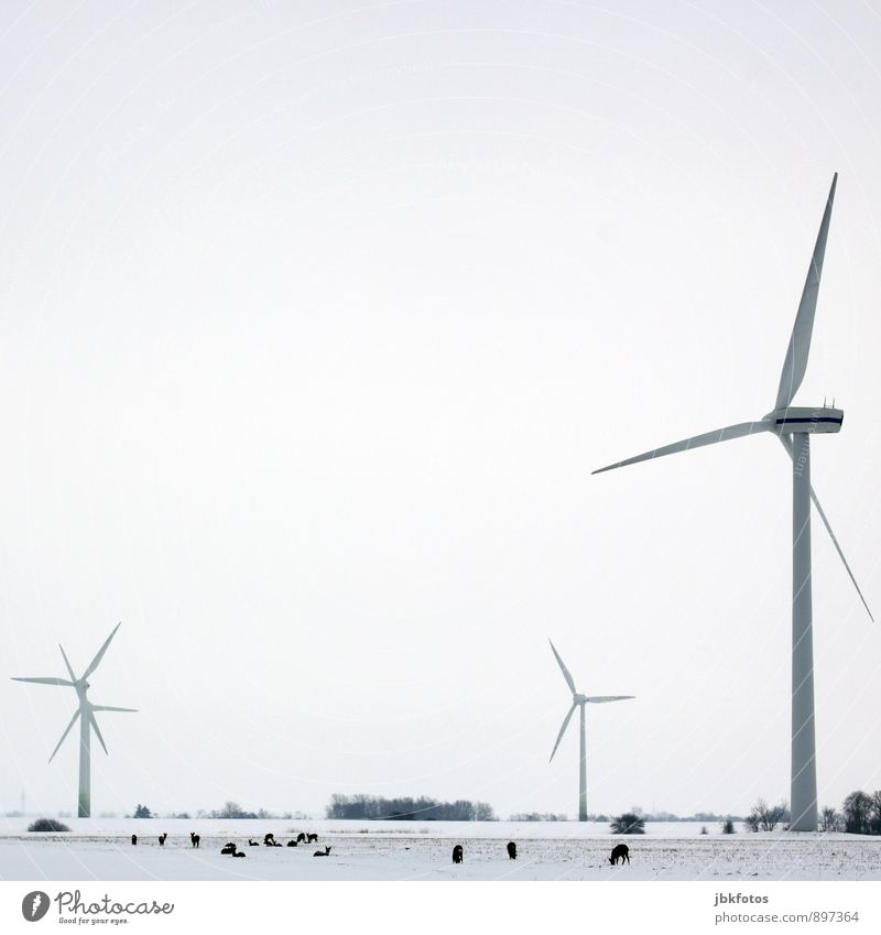 NO // Discontinued model // Energy turnaround 2.1 Energy industry Renewable energy Wind energy plant Energy crisis Environment Nature Landscape Elements Earth