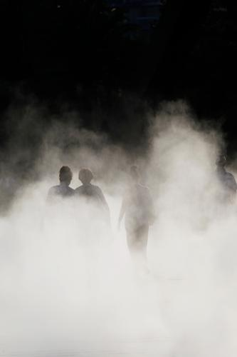 Human being Heaven Dark Above Art Fog Contentment Dangerous Esthetic Mysterious End Futurism Under Smoke Edge Dreamily