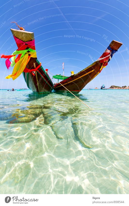 thailand in kho tao bay asia Relaxation Vacation & Travel Tourism Trip Freedom Summer Beach Island Waves Nature Landscape Plant Sand Sky Clouds Sun Climate
